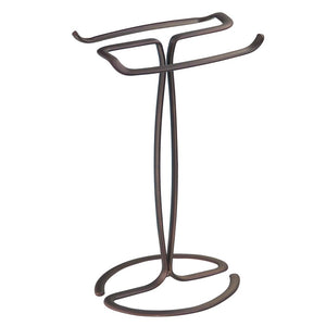 Axis  Tip Towel Holder - Bronze