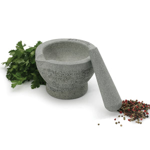 Granite Mortar & Pestle