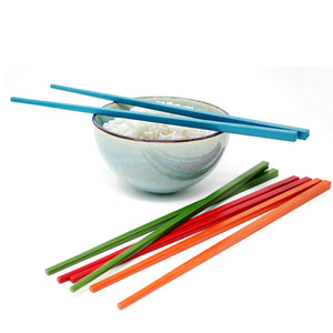 Reusable Chopsticks Coloured