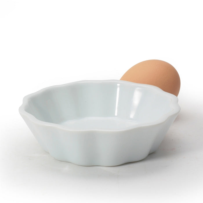 BIA Ceramic Brioche Dishes - White