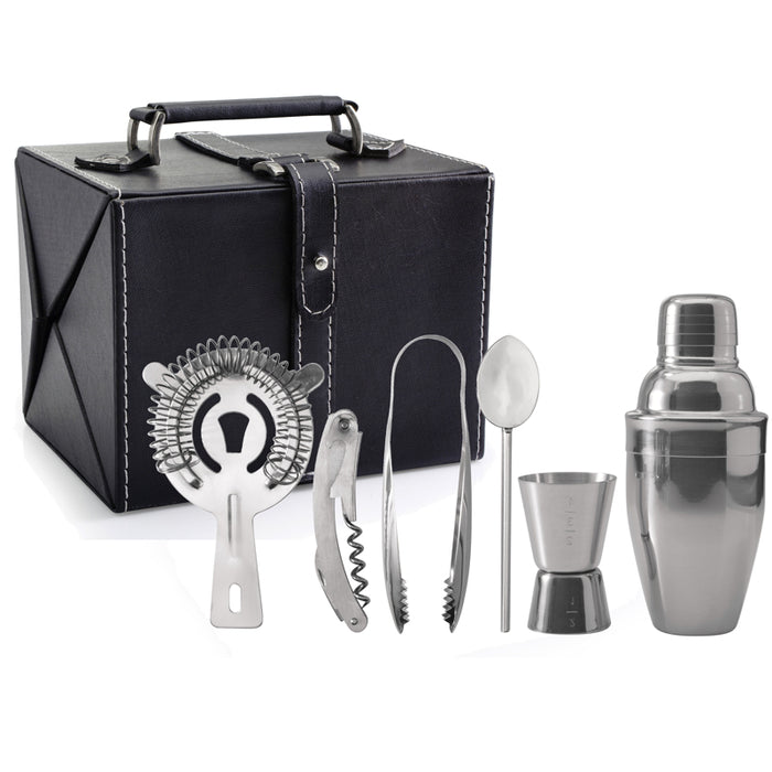 Bar Accessories Set with Carrying Case