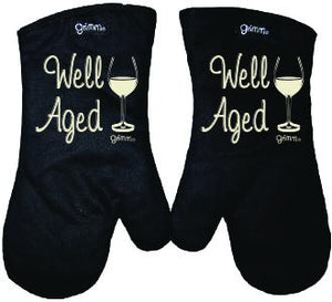 Fun Oven Mitt Set - Aged Well