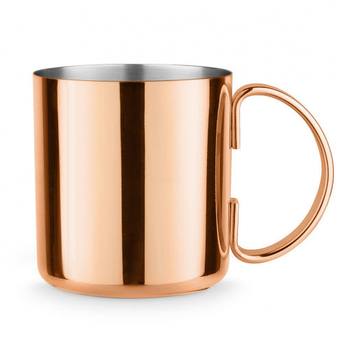 Final Touch Copper Moscow Mule Mug