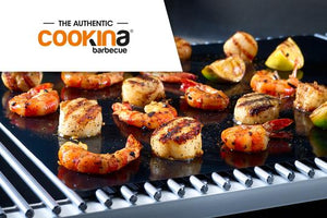 Cookina Barbecue Grilling Sheet