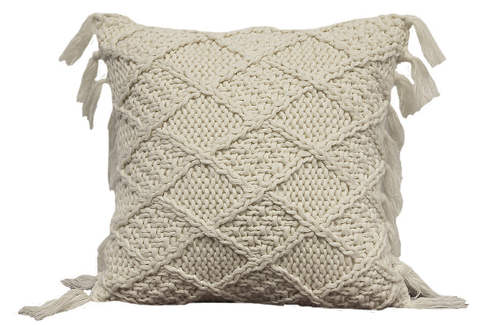 Euro Cushion - Coachella Ivory