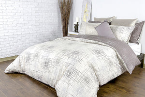 Duvet Cover & Shams Set - Fletcher