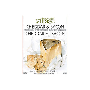 Gourmet Du Village Cheddar & Bacon Baked Dip Mix