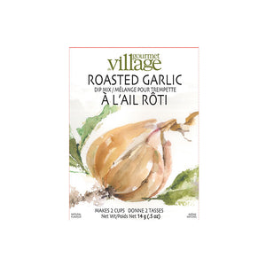 Gourmet Du Village Roasted Garlic Dip Mix