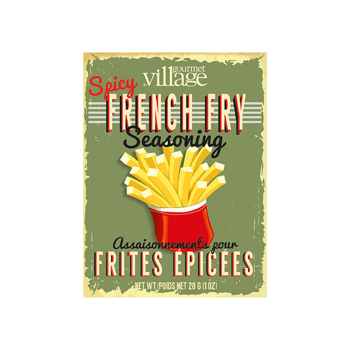 Gourmet Du Village Spicy French Fries Seasoning