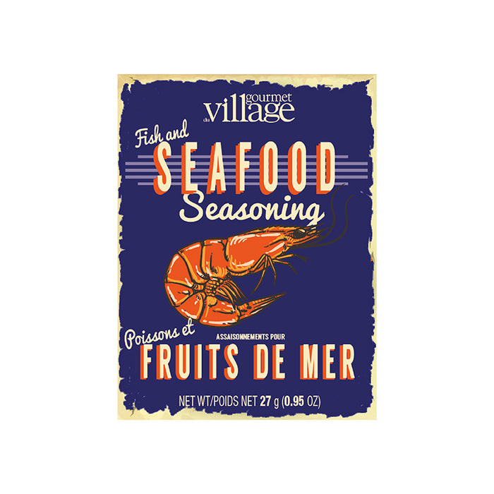 Gourmet Du Village Seasoning Seafood