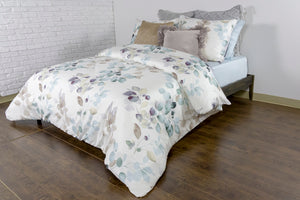 Duvet Cover & Shams Set - Medora
