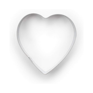 Heart Cookie Cutters (Multiple Sizes)