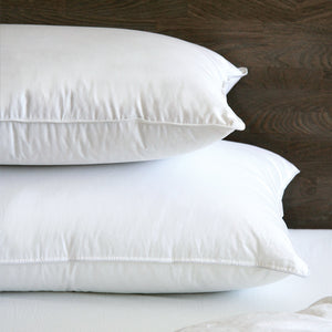 Cuddledown Synthetic Pillows - Suprelle Memo