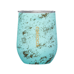 Corkcicle Stemless Wine - Bali Blue