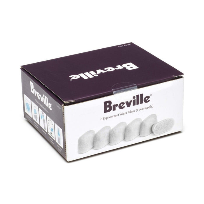 Breville Replacement Water Filters for Coffeemakers