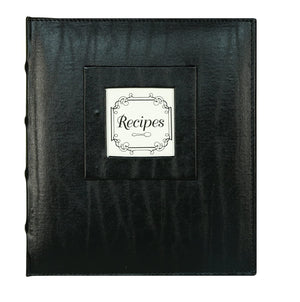 Pocket Page Recipe Book - Initial Gourmet