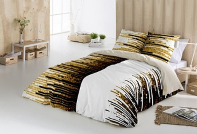 Duvet Cover & Shams Set - James