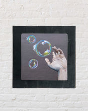 Load image into Gallery viewer, Bubbles Grasped Print: Jessica Robertson