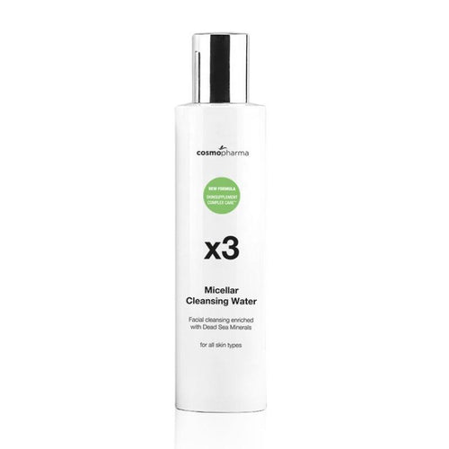 x3 Micellar Cleansing Water