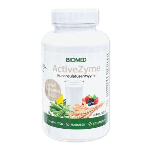 Biomed ActiveZyme 45 kapselia