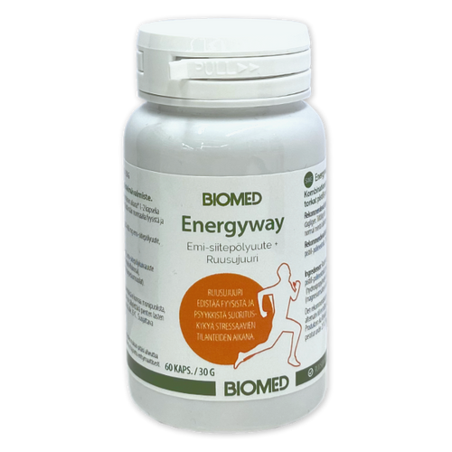 Biomed Energyway 60 kapselia
