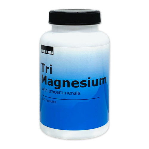 Tri Magnesium with traceminerals 100 kapselia