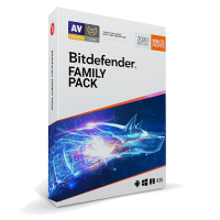 Bitdefender Family Pack - 1-Year / 10-Devices - Global
