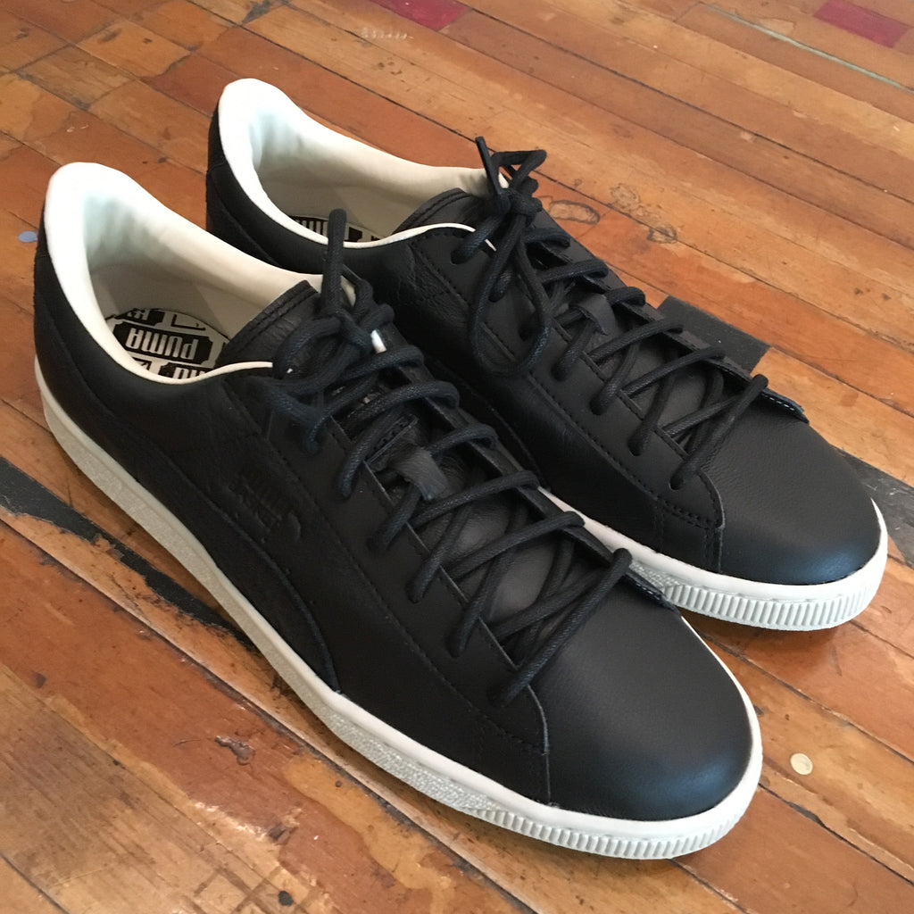 Puma Basket Classic CITI (Black) - Epocha Shoe Gallery