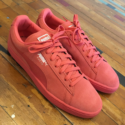 "Puma WOMANS Suede Platform ""Elemental"" (Winetasting)"