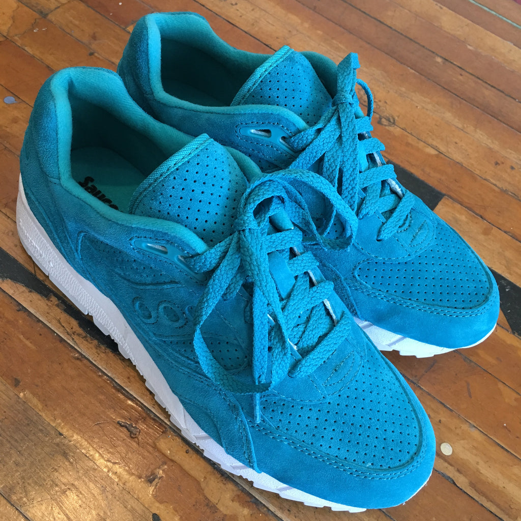 Saucony Shadow 6000 (Emerald) - Epocha Shoe Gallery