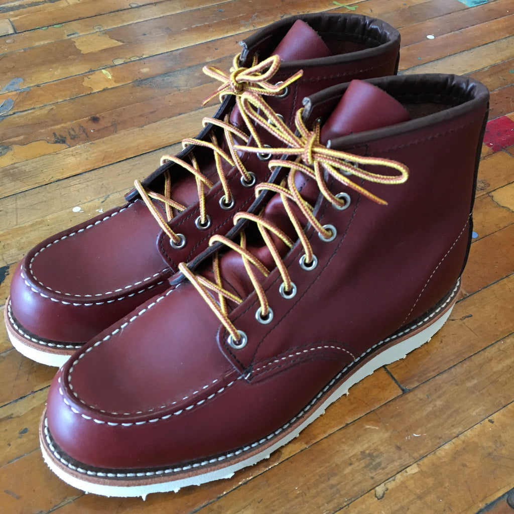"Red Wing 6"" Classic - Epocha Shoe Gallery"