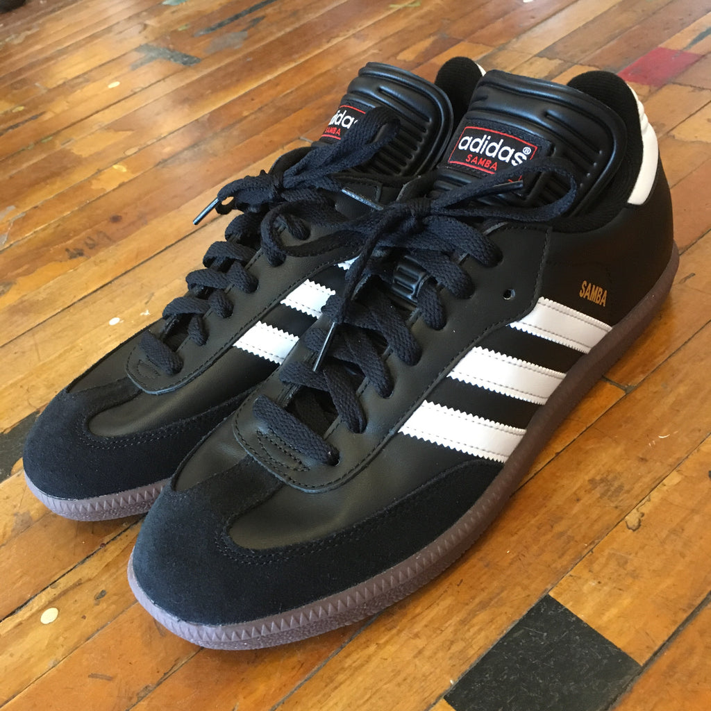 Adidas Samba Classic (Core Black/Core White) - Epocha Shoe Gallery