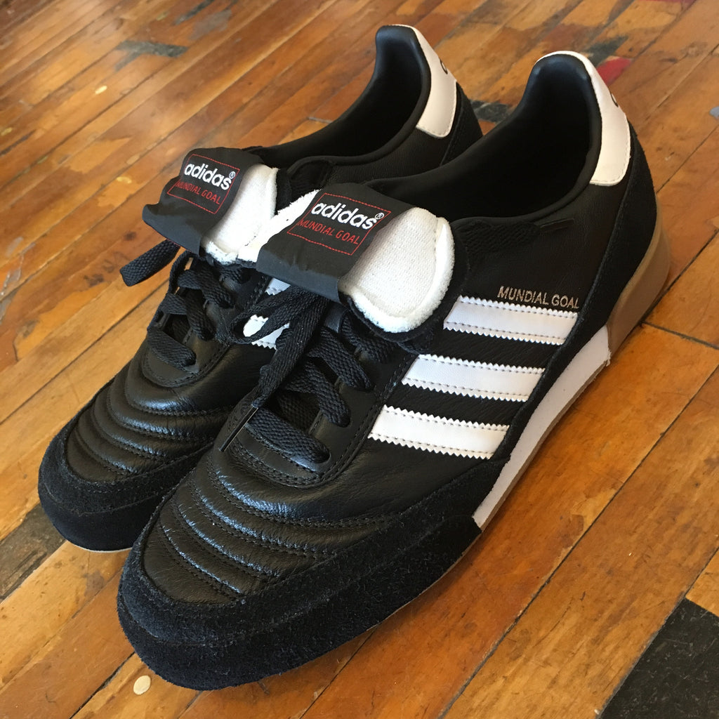 Adidas Mundial Goal (Core Black/Core White) - Epocha Shoe Gallery