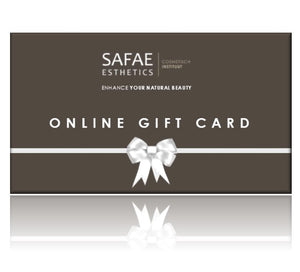 The Online Gift Card - English