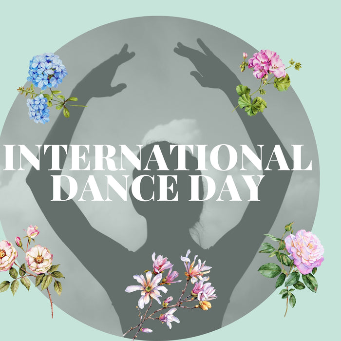 Motivate on International Dance Day!