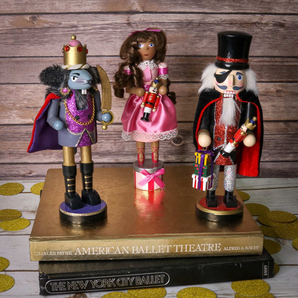 Character Nutcrackers Clara Drosselmeyer Mouse King