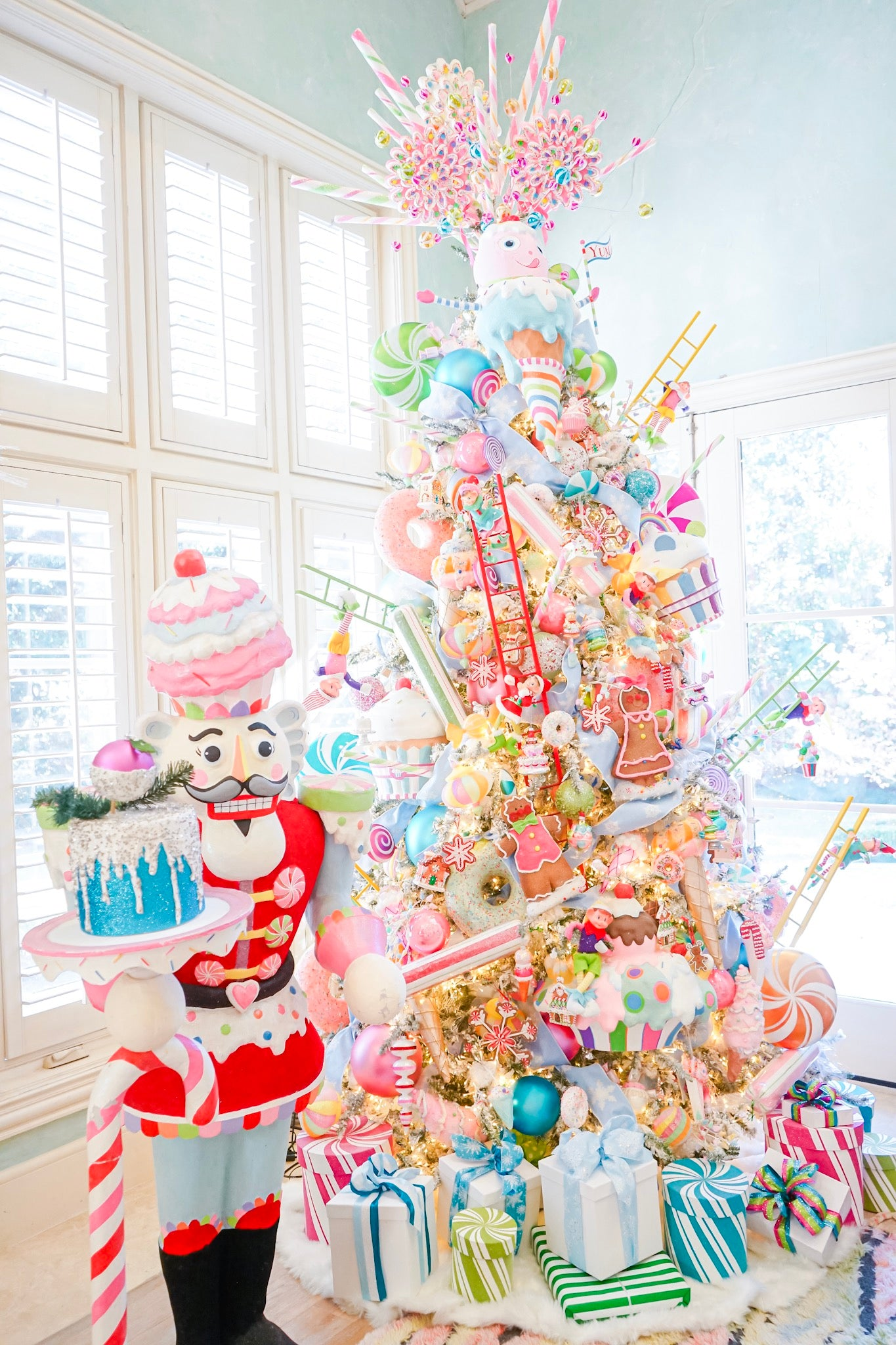 Candy Christmas Decorations