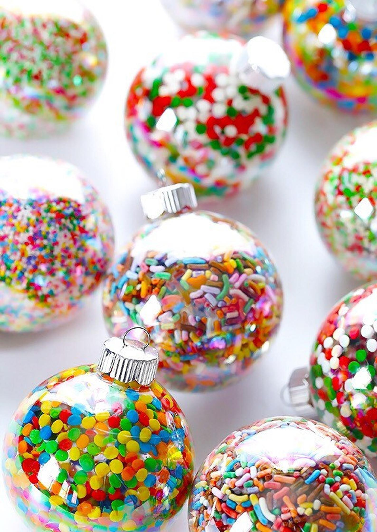 Candy Land Ornaments
