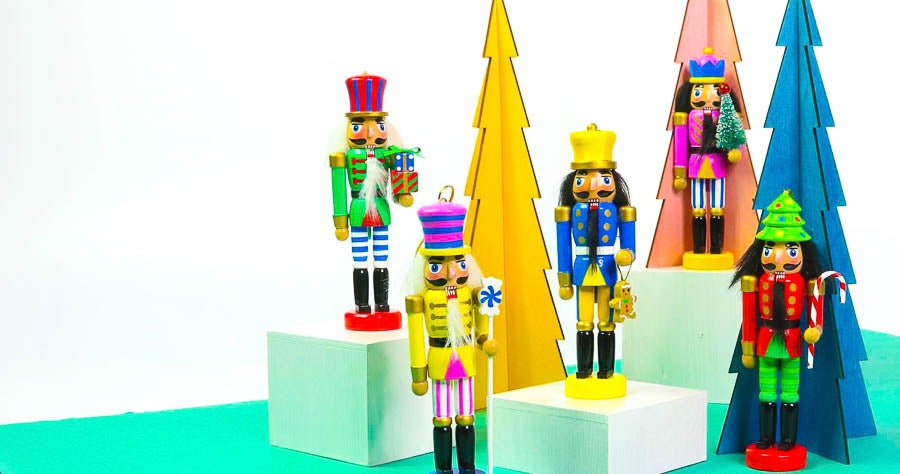 Christmas Nutcrackers Home Decor