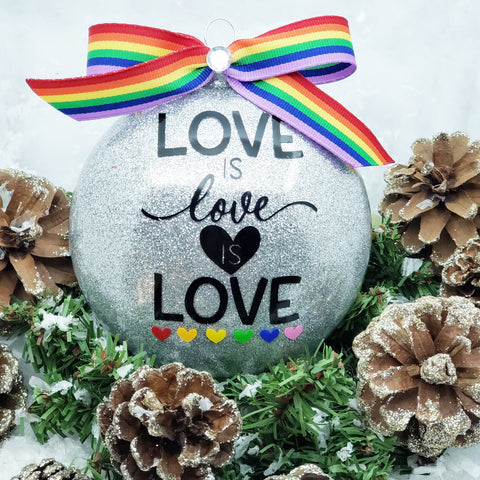 Love is Love Christmas Gift