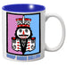 Nutcracker Ballet Mug - Purple Blue Nutcracker - Nutcracker Ballet Gifts