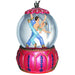 Mini Arabian Dancers Snow Globe Ornament - Nutcracker Ballet Gifts