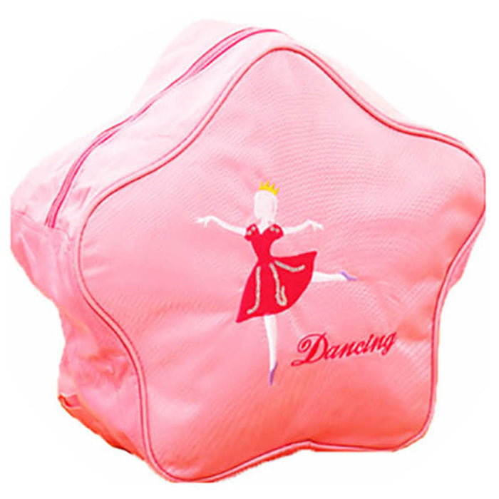 Pink Star Dancing Bag - Nutcracker Ballet Gifts