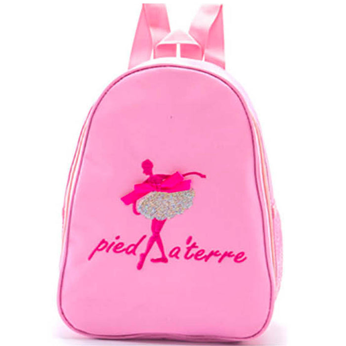 Pink Ballerina Backpack - Nutcracker Ballet Gifts