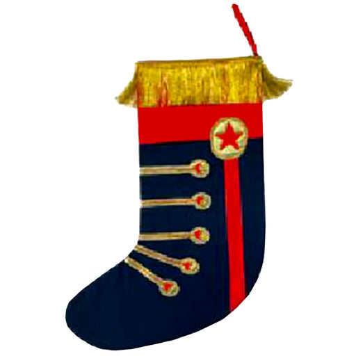 Christmas Nutcracker Boot Stocking-Nutcracker Ballet Gifts