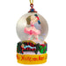 Mini Clara with Nutcracker Snow Globe Ornament - Nutcracker Ballet Gifts