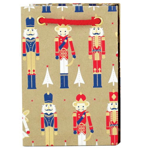 Nutcracker Christmas Gift Bag-Nutcracker Ballet Gifts