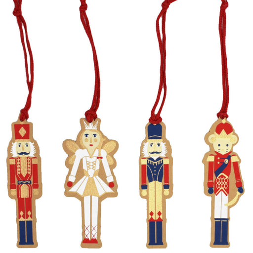 Nutcracker Christmas Gift Tags-Nutcracker Ballet Gifts
