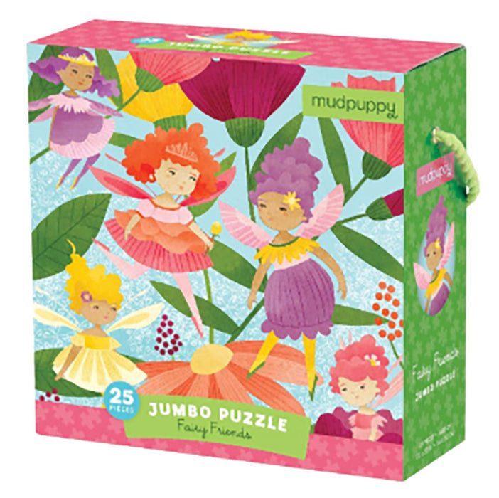 Fairy Friends Jumbo Puzzle - Nutcracker Ballet Gifts