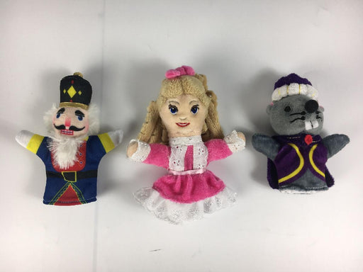 Mouse King Finger Puppet For Kids - Nutcracker Ballet Gifts